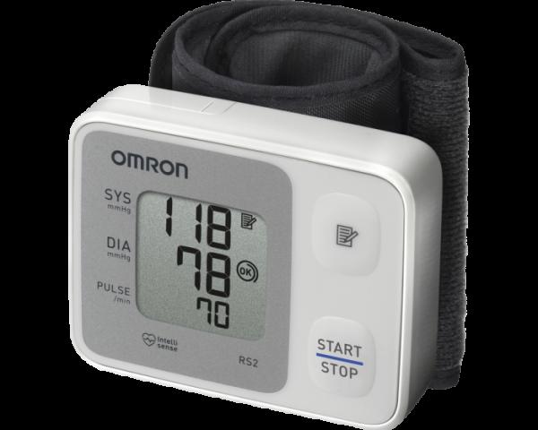 Handgelenk-Blutdruckmessgerät RS2