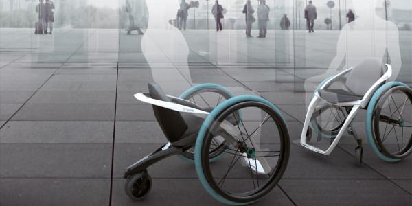 free4 Rollstuhl